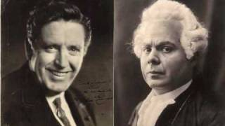 John McCormack & Mario Sammarco - O Mimi tu piu non torni (1910)