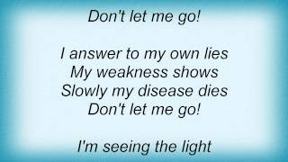 Crowbar - Cleanse Me, Heal Me Lyrics