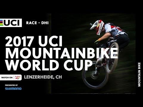 2017 UCI Mountain bike World Cup presented by Shimano - Lenzerheide (CH) / DHI