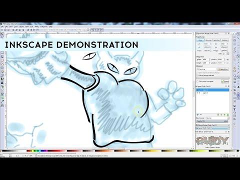 Inkscape Demonstration