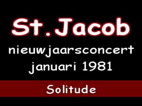 St.Jacob nieuwjaarsconcert jan.1981