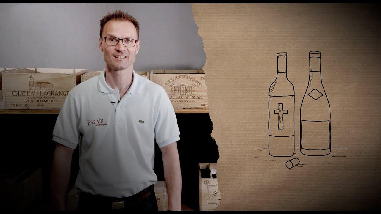 Hvor længe skal du gemme din vin?