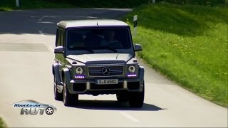 Steck-Check: Mercedes-Benz G65 AMG   Abenteuer Auto Classics