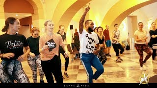 Salsa footwork with Edwar Ramos at | HSW 2019 | by Dance Vida