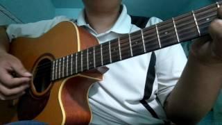 Hoa hồng dại - binz cover guitar