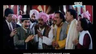Anil Kapoor fools Asrani - Lajja