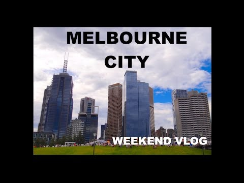 Melbourne City Weekend Vlog: White Mojo, Soul Hair and Night Noodle Markets