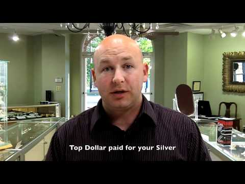 Who pays the most for your Silver in Columbia, SC? -Moseley's Diamond Showcase