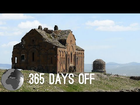 Episode 5 - Turkey - Kars & Trabzon / 365 days off - Travel around the world