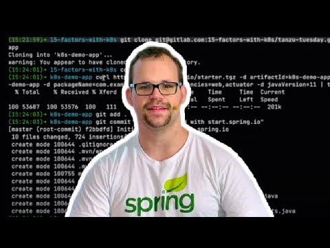 Tanzu.TV/Code 32 - Spring Boot: robust, performant and efficient: pick three with Josh Long