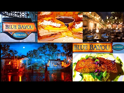 The Blue Bayou Restaurant In Disneyland   Join Us For Lunch 🐻