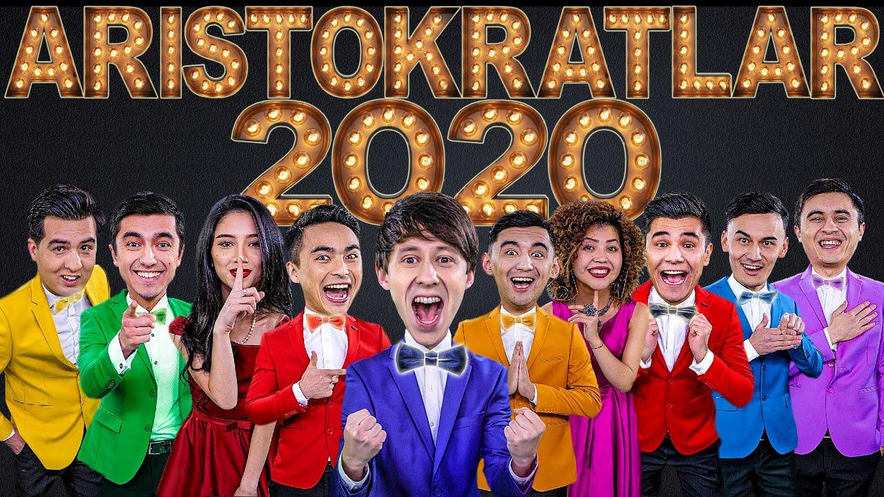ARISTOKRATLAR  JAMOASI KONSERT DASTURI 2020