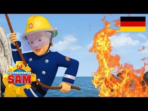 Feuerwehrmann Sam Deutsch Neue Folgen |  Teammitgliedern - Lustigsten Momente | Cartoons fur Kinder