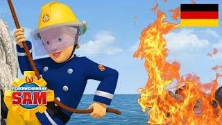 Feuerwehrmann Sam Deutsch Neue Folgen    Teammitgliedern - Lustigsten Momente   Cartoons fur Kinder