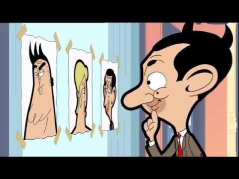 Mr. Bean (Cartoon) Episode 13.