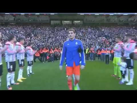 The Best Iker Casillas Saves On Real Madrid