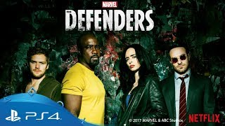 Marvel's The Defenders | Watch Now on Netflix | PS4