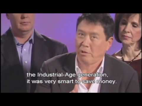 Don't Save Money, Exchange it for Gold & Silver Robert Kiyosaki  Mike Maloney ISN MLM