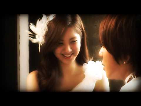 YongSeo's Wedding Photoshoot - Beautiful In White