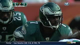 Eagles vs Dolphins 2011 Week 14