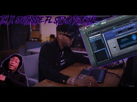 TM88 x Southside x 808Mafia FL Studio Tutorial