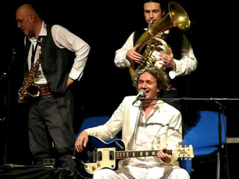 Goran Vilnius Live Chords Bregovic Duj For In Sandale trhCsQd
