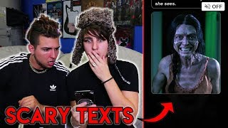Deal with The Devil | Scariest Text Stories