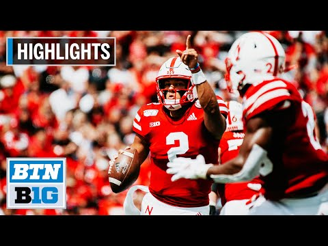 Highlights: Huskers Open 2019 with a Win | South Alabama at Nebraska | August 31, 2019