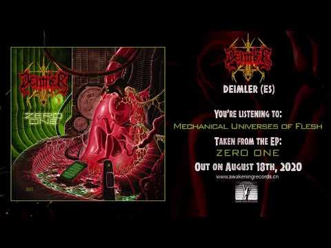 DEIMLER (ES) - Zero One - 2020 (FULL EP)