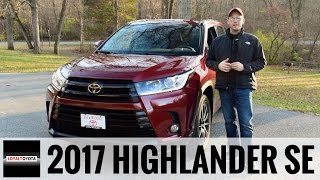 2017 Toyota Highlander SE AWD - LoyalDriven