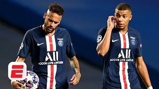 APPALLING! Neymar and Mbappe disappoint for PSG as Bayern Munich win the Champions League | ESPN FC