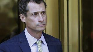 Weiner to Serve 21 Months in Sexting Case