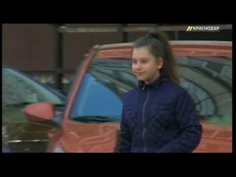 В Краснодаре 11-летняя девочка расклеивает милые объявления