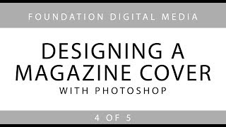 Magazine Cover Assignment 4