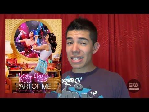 Katy Perry Part Of Me 3D (Opinión)