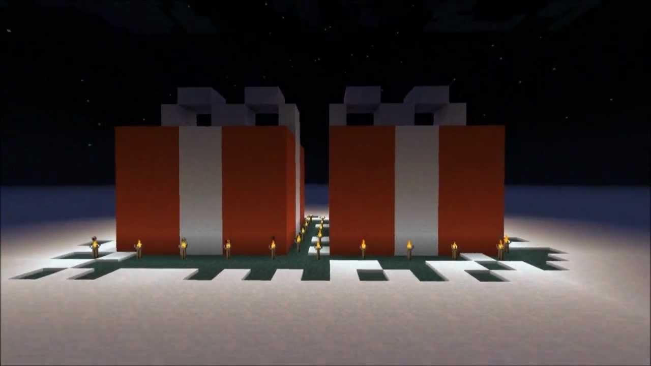 How to build a giant christmas present christmas special youtube