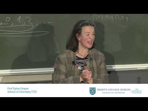 """Open Day 2015 - Science: """"Life without Chemistry"""" Professor Sylvia Draper"""