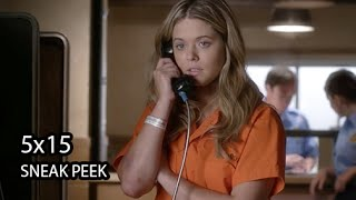 "Pretty Little Liars 5x15 Sneak Peek #3 - ""Fresh Meat"" - Season 5 Episode 15"