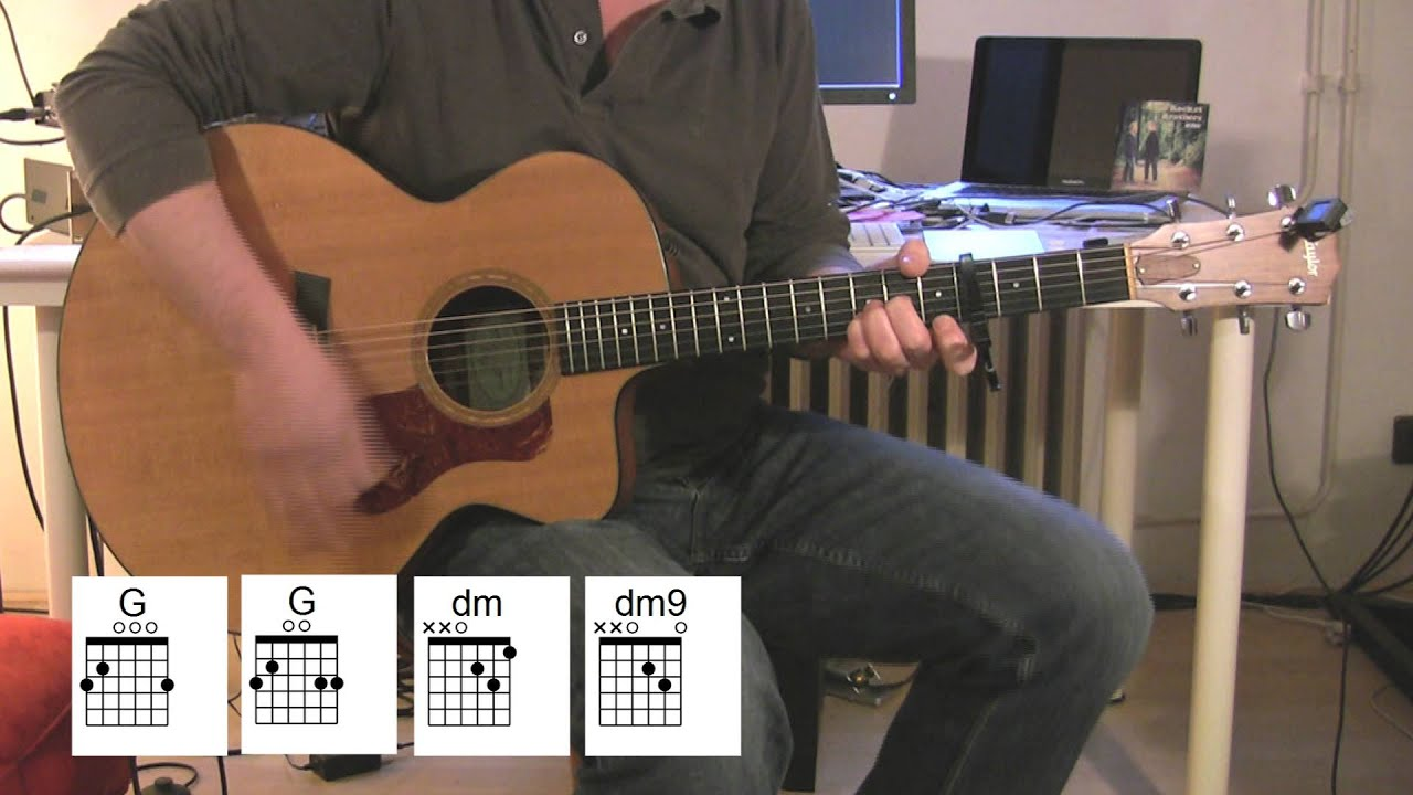The Only Exception Acoustic Guitar Paramore Chords Original