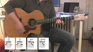 """The Only Exception"", Acoustic Guitar, chords, original vocal track"
