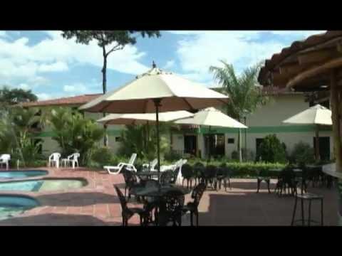 Ecohotel Santa Barbara Eje Cafetero Youtube
