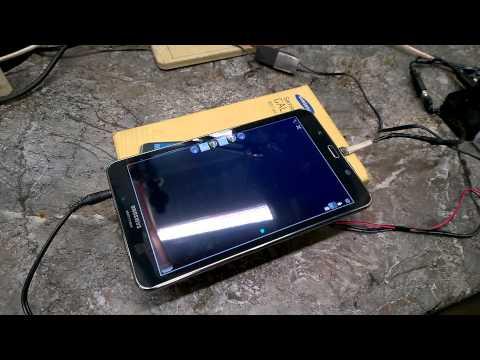 Подключение камер заднего вида к планшету