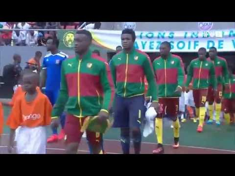 Cameroon vs Gambia | Africa Cup of Nations Qualifiers 2017