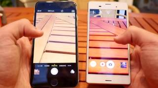 Apple iPhone 6 Plus vs. Sony Xperia Z3 (4k/Deutsch)