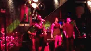 Soul shaking kind of love ! ObiSoulStar at Hardrock Cafe Chicago 08/09/2013