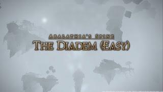 Exploring Diadem (Easy) w/Clan Nutsy & Fayth Delarosa : FFXIV Patch 3.1