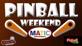 Pinball Weekend - Cervejaria Tarantino