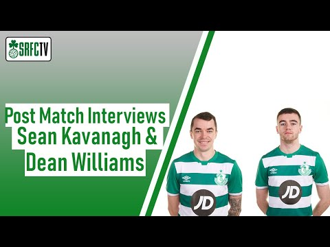 Sean Kavanagh & Dean Williams | Post Match Interview v Waterford | 21 September 2020