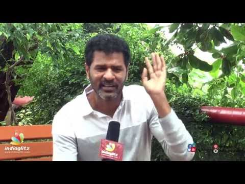 Wife is everything; other women are false attractions: Prabhu Deva || Indiaglitz Exclusive Interview