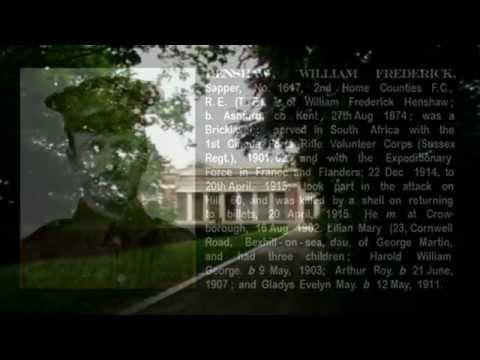 WILLIAM FREDERICK HENSHAW